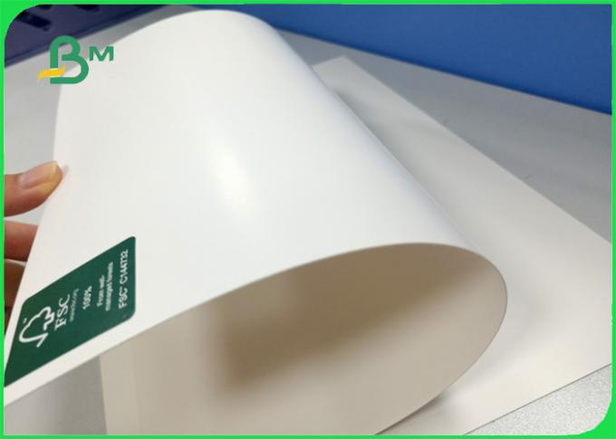 170gsm - 400gsm A3 size Good stiffness and smooth FBB board with wood pulp