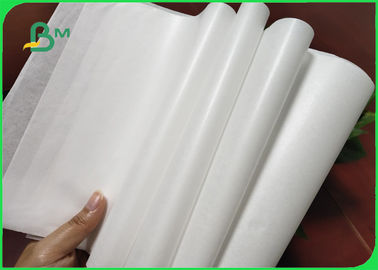 32/35/40 gram MG White Kraft Paper Kemasan FDA Roll Untuk Packing Chips