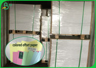 FSC 100% Virgin Colored Offset Printing Paper & kertas Bostial Permukaan Halus
